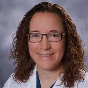 Photo of Allison M. Holley, MD